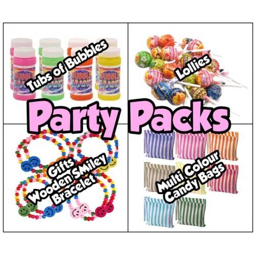 Bubble Party Pack (Girl) - Bracelets