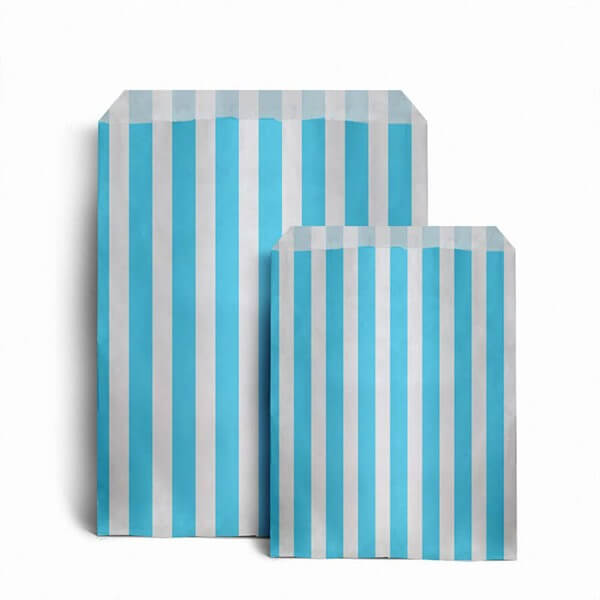 Small Stripe Sweets Paper Bag